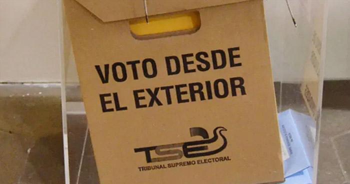 Sala ordena a la Asamblea garantizar derecho al voto de los salvadoreños en el exterior