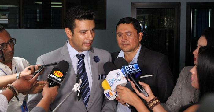 Exministro de Seguridad retira demanda contra Will Salgado por calumnia
