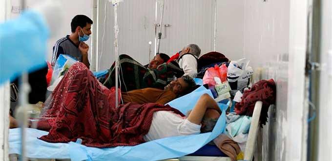 La ONU alerta brote de cólera y desnutrición en Yemen