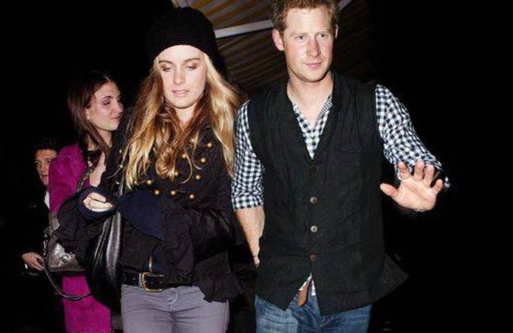 Harry ex fidanzata ossessione - Solonotizie24
