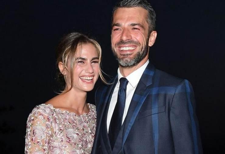 Luca Argentero Cristina Marino nozze - Solonotizie24