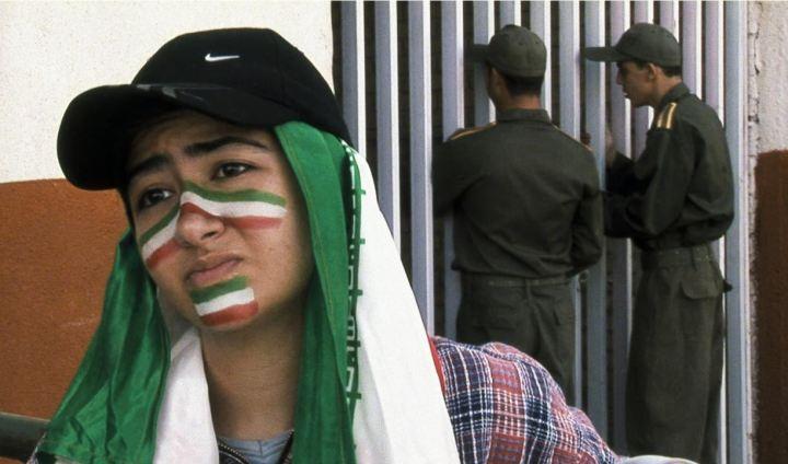 Iran, calcio proibito per le donne | Numerosette Magazine