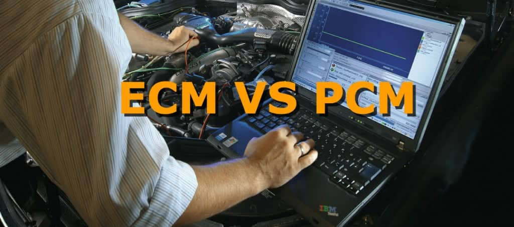 2014 Nissan Pathfinder Wiring Diagram Ecm Vs Pcm What S The Difference Solopcms