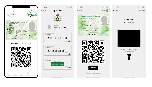 NIMC NIN Mobile App