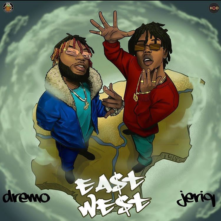 Jeriq & Dremo – East And West EP
