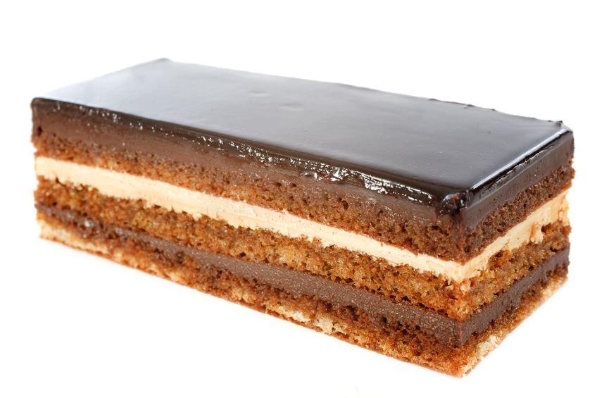 Historia de la torta pera que fue creada por Gastn Lentre