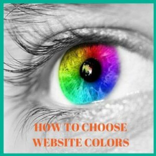 website colors