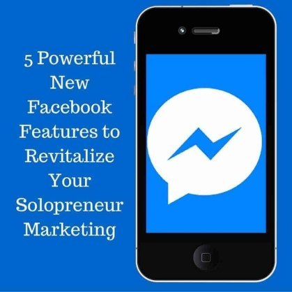facebook solopreneur marketing