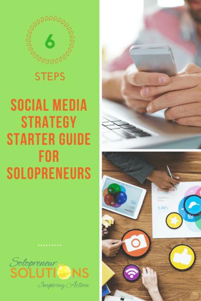 social media strategy guide for solopreneurs