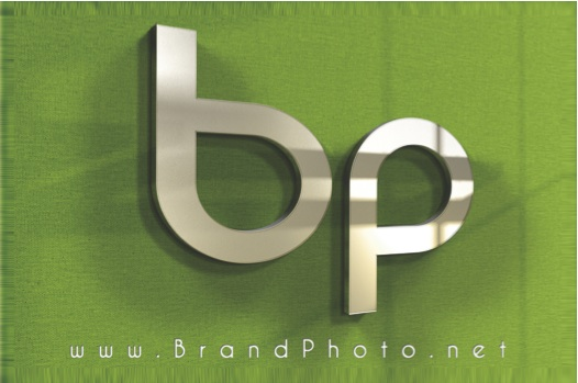 Solopress BrandPhoto matt lamination business cards printing front