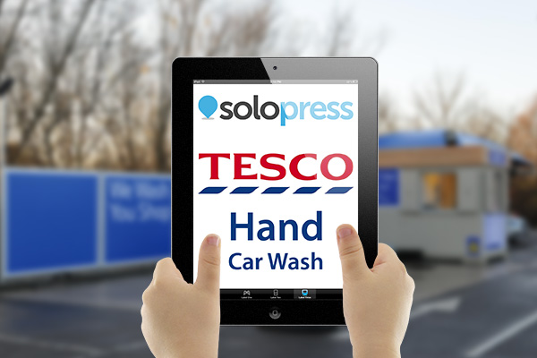Tesco Hand Car Wash