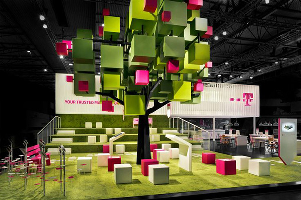 Exhibition Stand Games Ideas : Stand out quirky exhibition stands and booths solopress