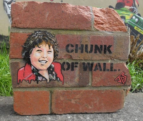 Chunk of Wall by JPS