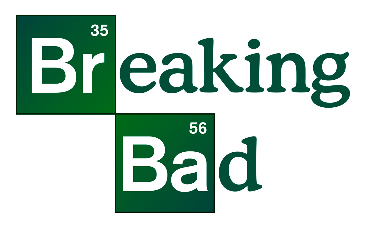Popular tv show title fonts solopress blog breaking bad is a must watch for everyone into a quality crime drama it is widely classed as one of the greatest television shows of all time and urtaz Gallery