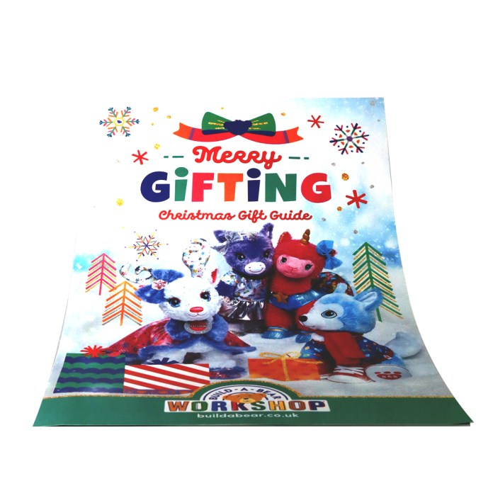 Build-a-bear workshop Christmas Gift Guide