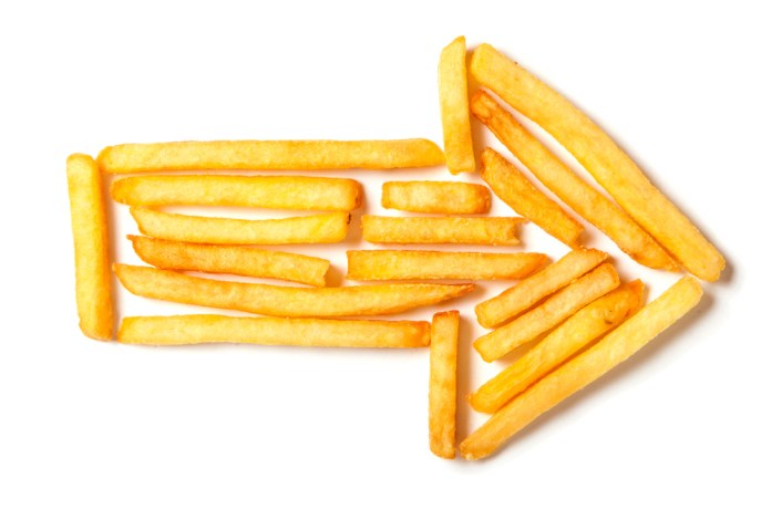 cross-selling: beyond french fries