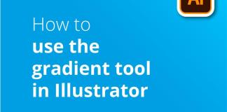 How to gradient tool in Illustrator header image