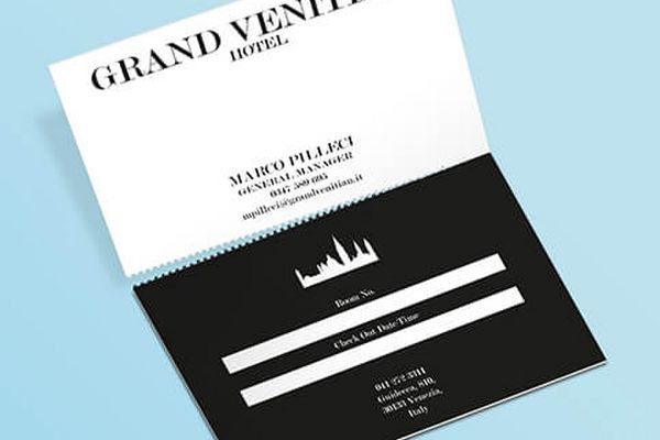 Perforated Business Cards Order With Free Delivery