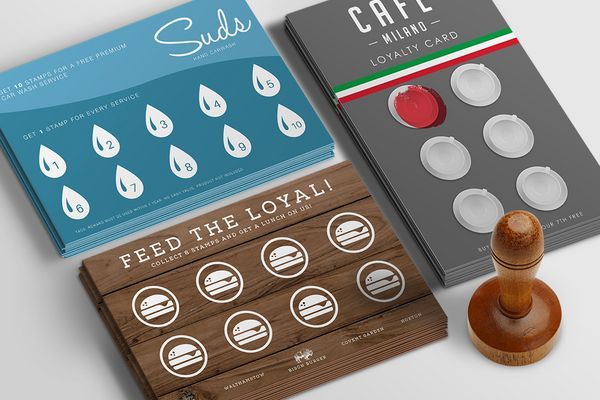 Loyalty Card Printing Cheap Loyalty Cards From 9