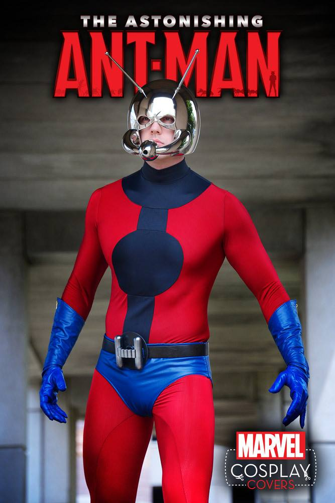 Marvel Ant-Man Cover