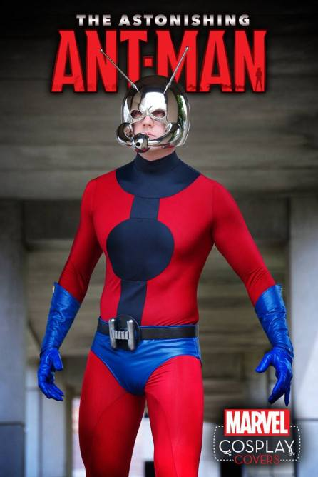 Marvel Ant-Man Cover