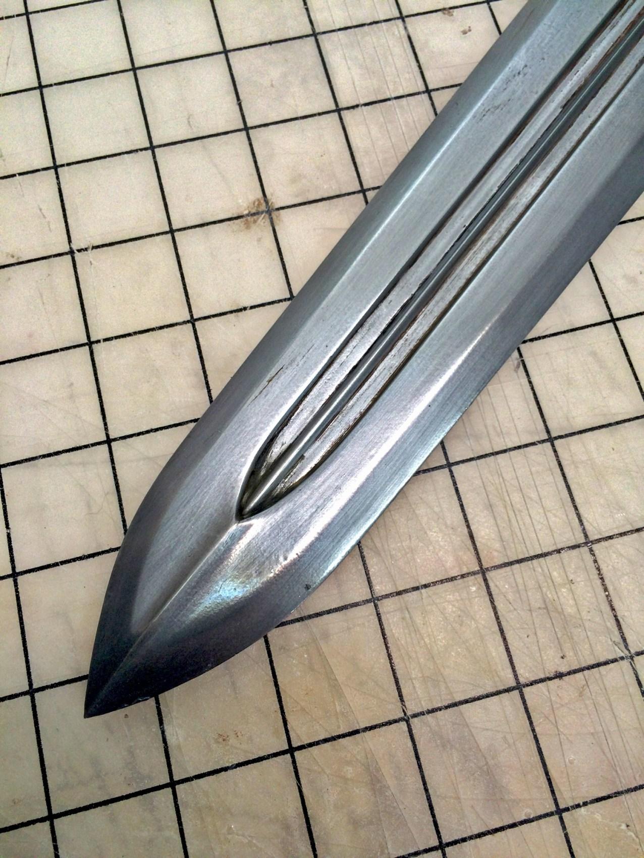 Steel Sword (6)