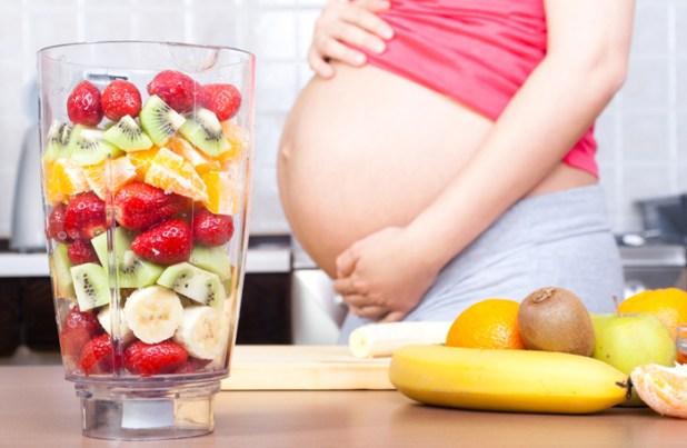 Mantener una buena salud durante el embarazo