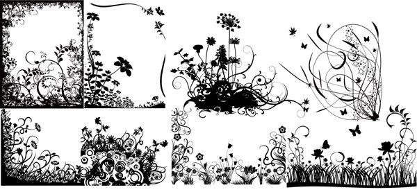 Centenares de pinceles para Adobe Illustrator y cómo