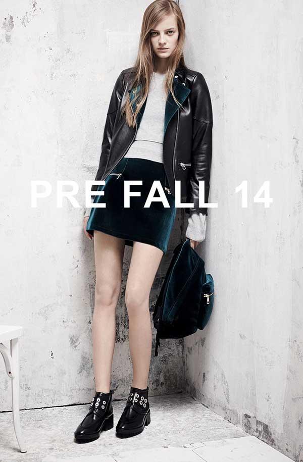 Sandro Online - Pre Fall 14