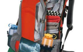 la ciencia de preparar la mochila full portrait - Cómo hacer una mochila para el campamento