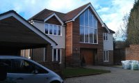 Lintons 5 Bedroom House Design - Solo Timber Frame