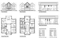 Lintons 5 Bedroom House Design - Designs - Solo Timber Frame
