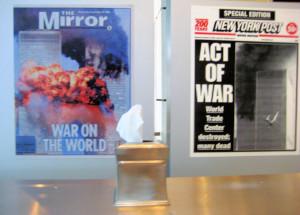 Sept. 11 Exhibit at Washington, D.C.'s Newseum