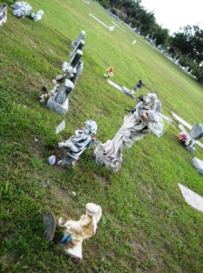 Babyland in Indian Springs Cemetery, Punta Gorda, Fla.