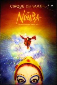 Cirque du Soleil's La Nuba, Walt Disney World Resort, Florida
