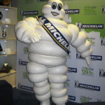 Michelin Man at BlogHer 2009, Chicago