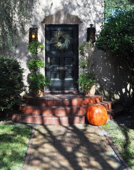 Love this Door on a Home in the San Marco Neighborhood in Jacksonville, Fla.