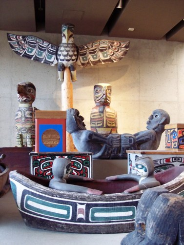 Museum of Anthropology, Vancouver, B.C.