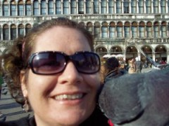 Me in Venice, Italy, Nov. 2007