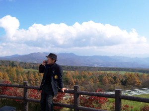 One of Our Trip Coordinators, Yamanashi, Japan