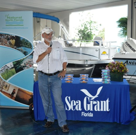 Dr. Steve Otwell, Phd Explains HOW to Assure Safe Gulf Seafood