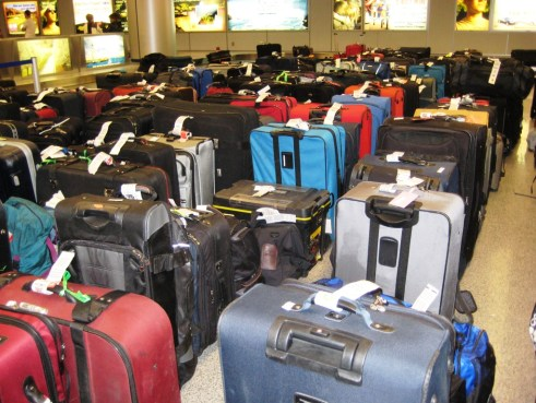 Oh Where, Oh Where, Did My Luggage Go?