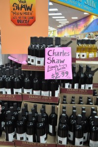 I Sincerely Think Anyone Who Steps into a Trader Joe's Needs to Leave with a Bottle of Two-Buck Chuck