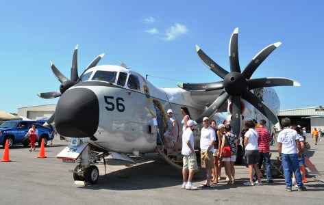 Florida International Air Show Visitors Can Get Up Close with Historic Aircraft