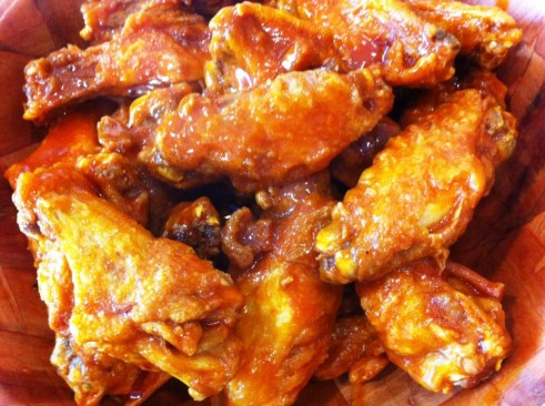 These Are Buffalo Wings