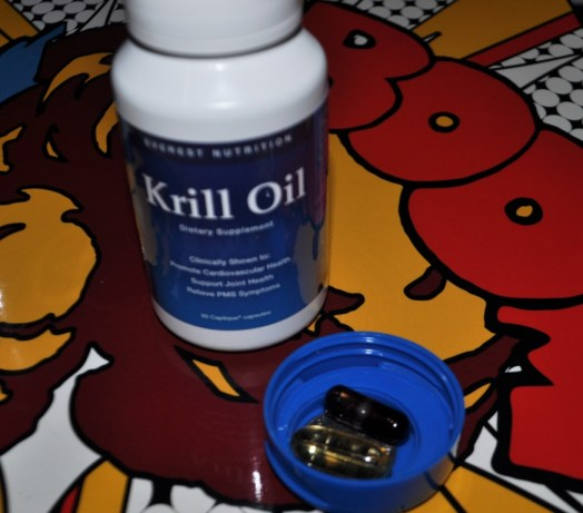 Krill Oil Seems to Do a Body Good