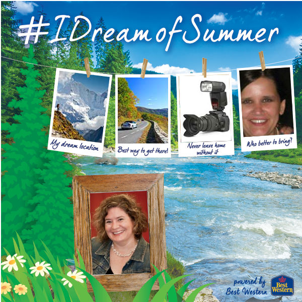 #IDreamofSummer with Best Western