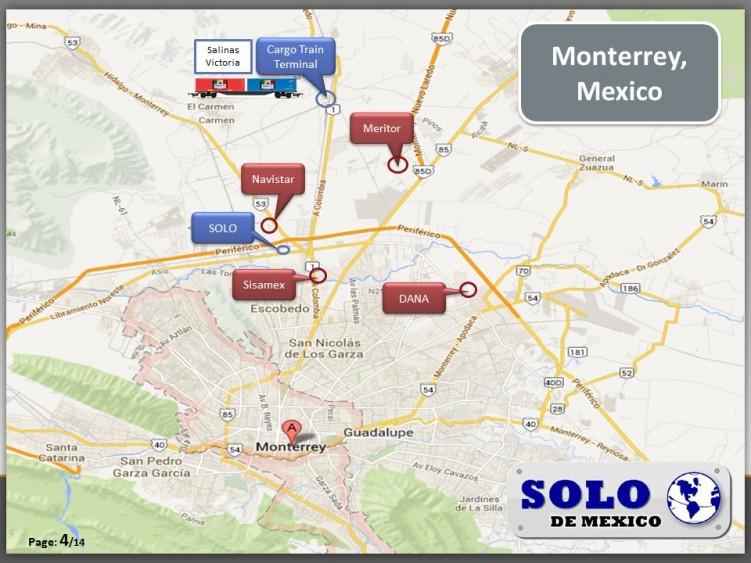 SOLO de Mexico Is Established - SOLO World Partners