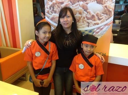 Yoshinoya Kids