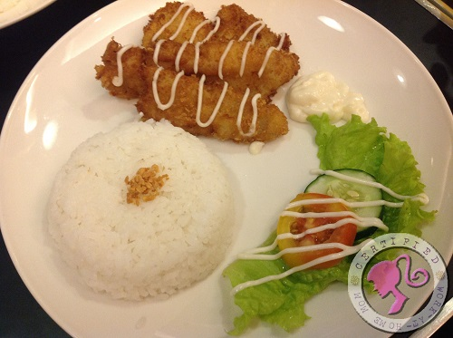 Qaldi Fish Fillet Meal